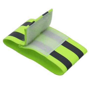 High Visibility Reflective Safety Arm wristband for Cycling