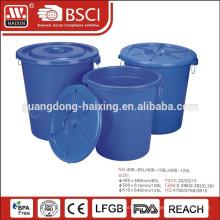 Multi size plastic drum