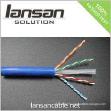 4PR 23AWG UTP CAT 6 Кабель / Магистральный кабель / Кабель для передачи данных / Кабель Ethernet / Кабель LAN, 250Mhz / PVC / LSOH