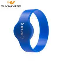 Air-bukti Ultralight-C Silicone Rfid Wristband