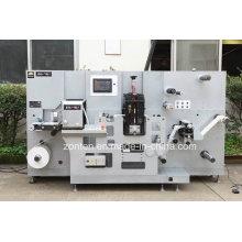 Machine de découpage intermittent Zmq320
