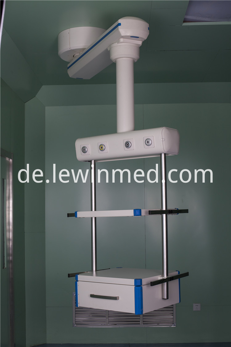 Ceiling medical pendant