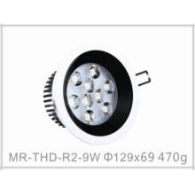 LED Down Light 12 Watt fournisseur professionnel