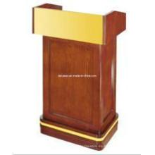 Wooden Rostrum (DW29) Buena calidad
