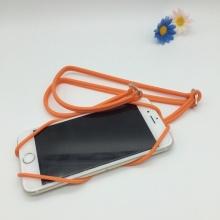 ユニバーサル携帯電話シリコーン ストラップ