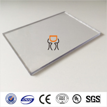 heat protective uv polycarbonate sheets