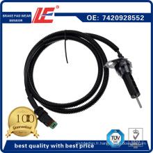 Auto Truck Freke Pad Wear Sensor Transducer 7420928552, 7420 928, 552, 74 20 928 552 pour Volvo Truck