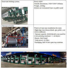 Hicas Sawdust Pallet Compressed Pallet Machines