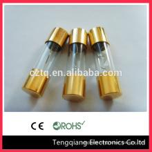 High quality 5x20/6x30/10x38 nh Glass Fuse types