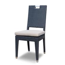 Patio al aire libre muebles de Hotel rota silla de resina jardín mimbre