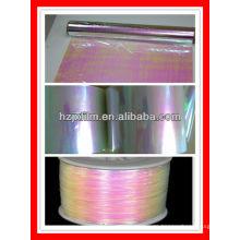 Película de arco iris de PET / Película iridiscente / Película mágica