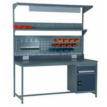 Atelier industriel Banc de travail sur table de travail en métal
