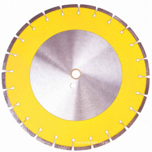 Silver Brazed Circular Saw Blade for Concrete (SUCB)