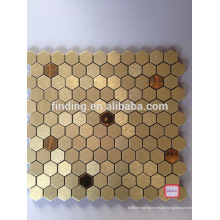 Estilo irregular ACP autoadesivo decorativo mosaico