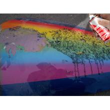 Высококачественный аэрозольный распылитель для снятия краски с граффити, бесплатный образец для удаления граффити