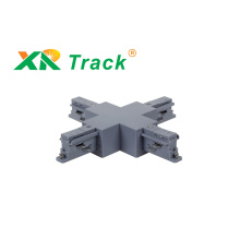 Power Supply Unit Cross Shape Connector for Rail