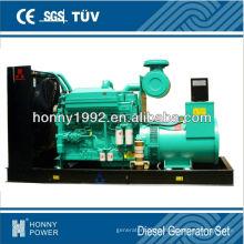 Generador diesel de 400 kW
