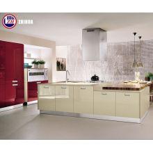 Laminierter wasserdichter Küchenschrank-Set (maßgeschneidert)