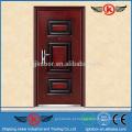 JK-S9026T Nova porta principal de aço de design