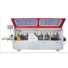 Máquina automática de bandas de borde con ranura