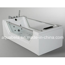 2015 New Style CE Approved Glass Jacuzzi Massage Bath Tub (JL824)