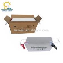 Alibaba Trade Assurance Supplier Solarenergie-Speicherbatterie