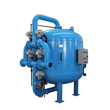 Sistema de agua de circulación Filtro de agua de medios de arena automática (YL-SF-500)