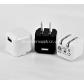 Cargador Super Mini USB Plegable 5V1A