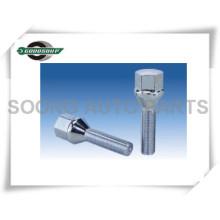 Zinc Wheel lug bolts Color wheel lock bolts