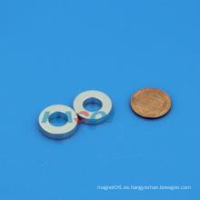 NdFeB material imán magnético radialmente imán
