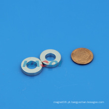 Ímã do anel NdFeB radialmente magnetizado
