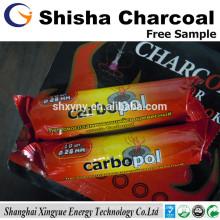 Comprimidos de carvão de carvão / caranguejo de 33 mm de diâmetro / comprimidos de carvão de Hookah / comprimidos de carvão de Shisha