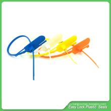 Пломбы пластиковые контейнера пломбы, JY420, пластиковые Padlock