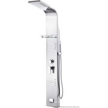 Badezimmer-Duschset mit Duschwand