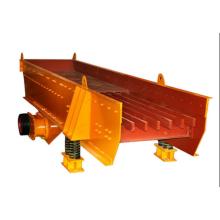 Capacity 30-580 tph Electromagnetic Vibrating Feeder