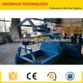 Máquina de talhadeira de aço galvanizado de aço de cor
