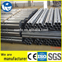 ERW steel pipe using for building bus station