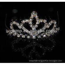 Beauty Diamond Tiara Hair Comb