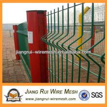 Ограждение из проволочной сетки с порошковым покрытием (Китай производитель)