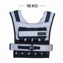 JW Wholesale Training Gym Cloth Adjustable Neoprene Professional Factory New Design Function 5kg/10kg/15kg/20kg/30kg Weight Vest