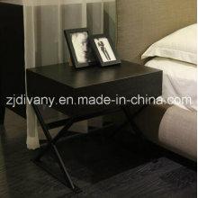 Stand de nuit en bois de meubles de Style européen chambre (SM-B26)