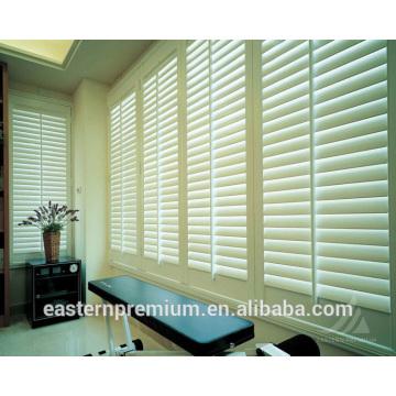 2018 china custom made venda quente ajustáveis persianas da janela