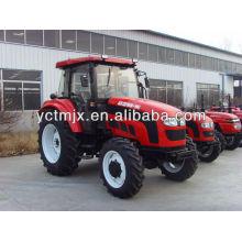 Tractor impulsado por ruedas de 50hp 4x4
