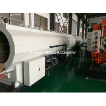 Máquina del tanque del tamaño del vacío del tubo de 110m m-315m m