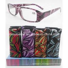 Gafas de lectura de señoras con pantalla (dpr008)