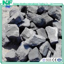 Hohe feste Kohlenstoffgrößen 90 - 150 mm Gießereikoks