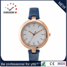 Simple mais belle Hot vente Lady Quartz All Watch en acier inoxydable