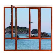 Flügelfenster Dichtungsprofil / Flügel Fenster nach innen öffnend
