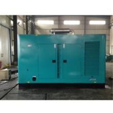Yuchai generador diesel a prueba de sonido con tanque de combustible