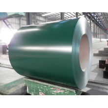 Bobina de aço de cor verde intenso para construção de telhado (SC-003)